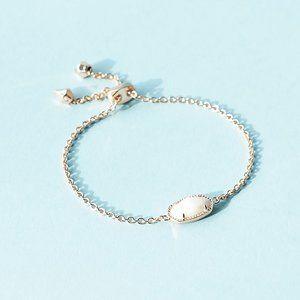 NWT Kendra Scott Rose Gold Adjustable Bracelet